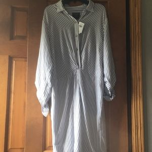 Abercrombie & Fitch Dresses - A&F shirtdress, size L